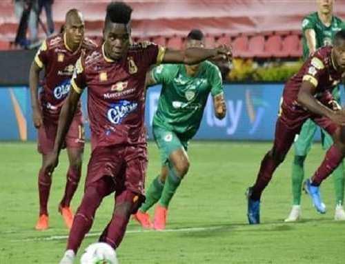 Tolima ganó a la Equidad 1-0 en la liga colombiana