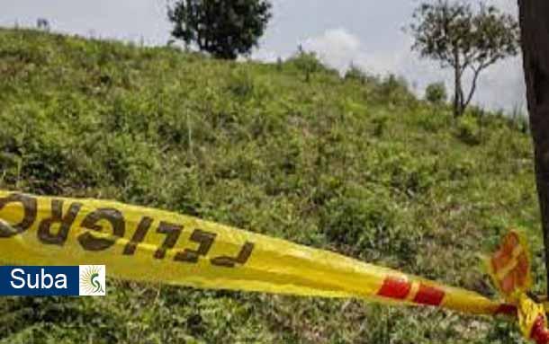 Hallan el cuerpo sin vida de un hombre en un matorral en la Avenida Cali con Suba