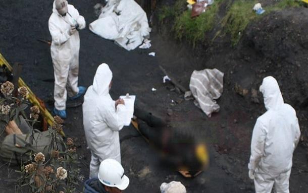 Dos personas habrían muerto en el interior de una mina de carbón en Tasco
