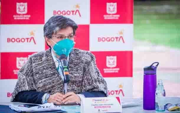 Bogotá a Cielo Abierto ha logrado la reactivación de 238.000 empleos en Bogotá
