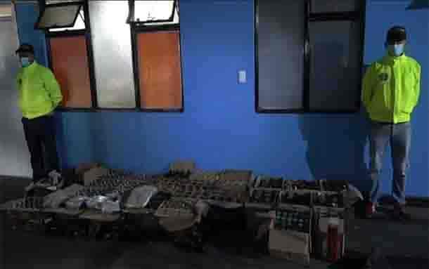 Fuerte ofensiva contra las bandas de microtráfico en Bogotá