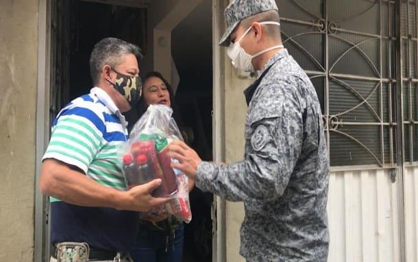 Continúan las ayudas en época de pandemia