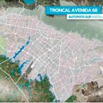 Inician obras de construcción de la Avenida 68 de la troncal de TransMilenio