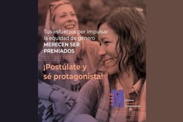 Vicepresidencia premia esfuerzos en equidad de género