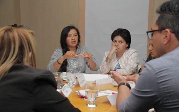 Un 45% de los cargos de liderazgo del Estado colombiano son ocupados por mujeres