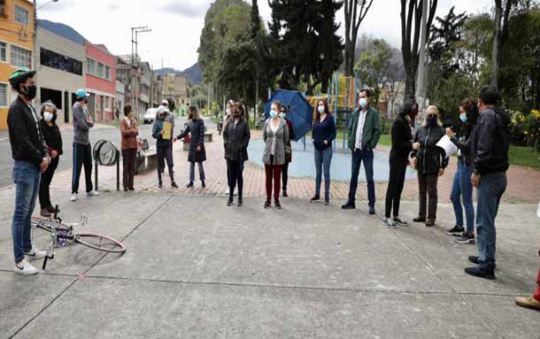 Se fortalecerán y crearán nuevos frentes locales de seguridad y convivencia en Bogotá