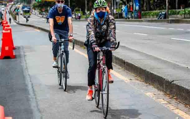 Bogotá la apuesta a un mayor uso de la bici por parte de las mujeres