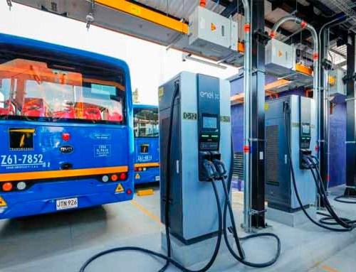 Enel X desarrolló la infraestructura eléctrica y de carga para el patio Suba I – Las Mercedes