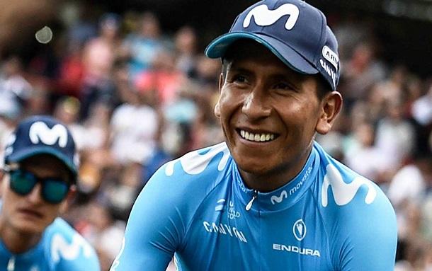 Después de 4 años Nairo Quintana es proclamado ganador de la Vuelta Asturias 2017
