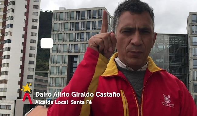 Dairo Giraldo Alcalde de Santa Fé: A seguir estas recomendaciones para Semana Santa