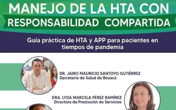App para registro de la presión arterial, una iniciativa que arranca en Boyacá