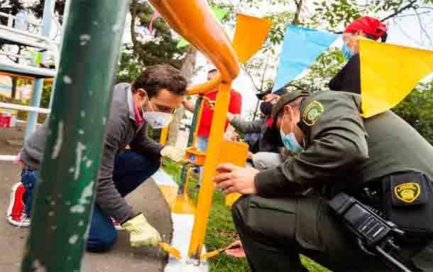 Distrito lanza nueva estrategia para recuperar entornos inseguros en los barrios de Bogotá