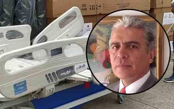 Hospital Engativá recibe 39 camas hospitalarias para hacerle frente al COVID-19