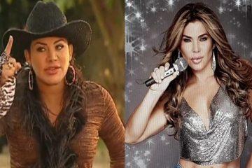 La actriz colombiana Lady Noriega está hospitalizada le dio covid-19