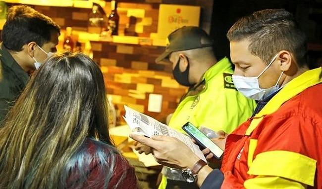 Julián Moreno: Suba entrega balance de primer día del tercer pico de la pandemia