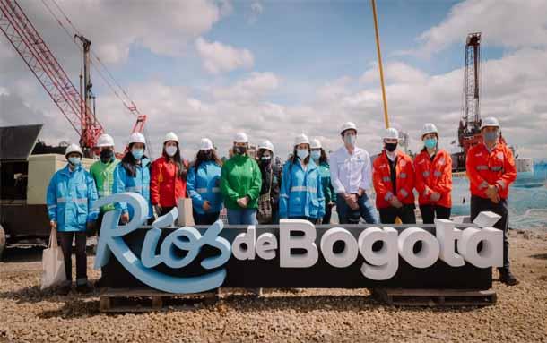Alcaldía Mayor lanzó la marca 'Ríos de Bogotá' que busca transformar los hábitos ciudadanos para el cuidado de los cuerpos de agua