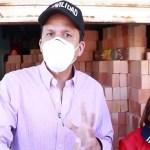 Intervención vial en las trochas de la Comuna Cuatro en Soacha en calles transitables