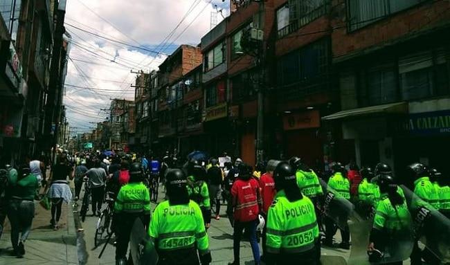 Balance del cuarto día de protestas, en el marco del Día Internacional del Trabajo