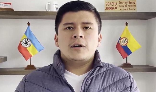 El secretario de gobierno de Soacha, Danny Caicedo entregó balance luego de 9 días de protestas