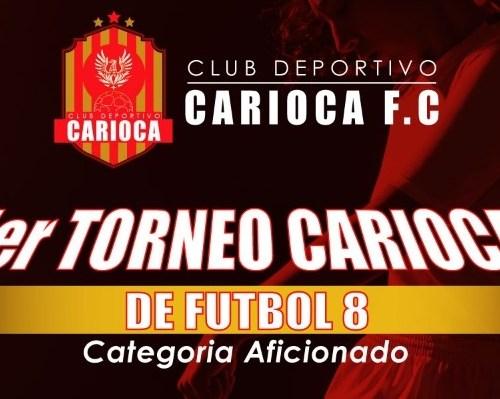 Este viernes 25 de junio se vence las inscripciones del gran torneo de fútbol 8 en la localidad de Suba y Cota