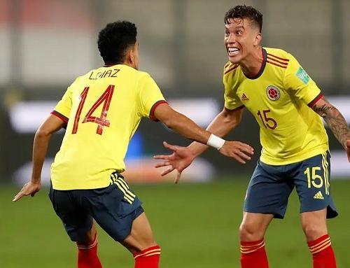 Colombia volvió al triunfo en eliminatorias al Mundial de Catar: 3-0 frente a Perú