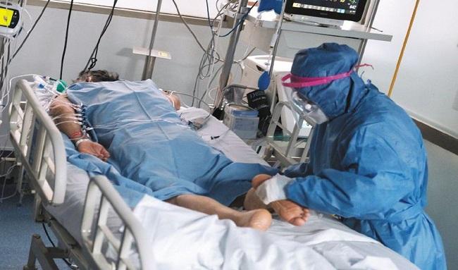 Unidades de Cuidado Intensivo de Bogotá al 98.5%, hay disponible solo 34 camas