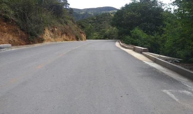 Pavimentación de la vía Belén – Tutazá registra un avance del 97% de ejecución