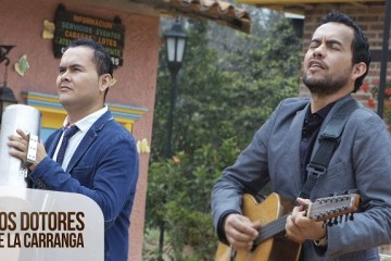 Los Dotores de la Carranga, el grupo carranguero que puso a bailar a más de uno