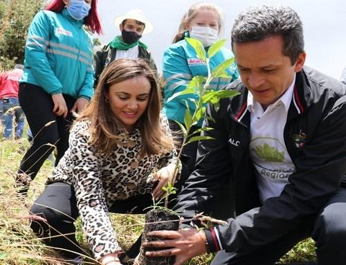 """""""La responsabilidad de cuidar el Páramo Cruz Verde – Sumapaz, que le pertenece al mundo, nos corresponde a nosotros"""", alcalde de Soacha, Juan Carlos Saldarriaga"""