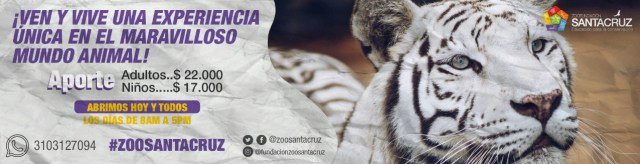 Zoologico Santa Cruz-Suba Alternativa