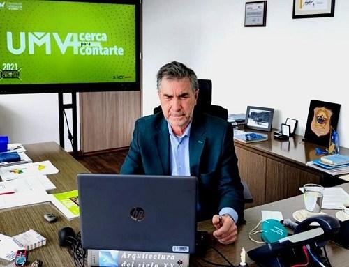«En 2021, en Bogotá se han tapado más de 169 mil huecos»: director de la UMV