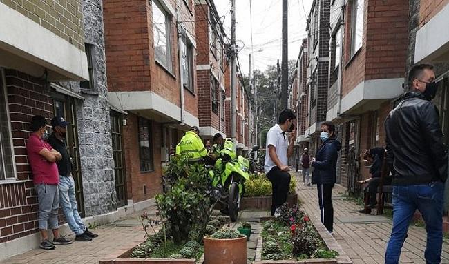 Encuentran hombre sin vida dentro de su apartamento en Suba Compartir