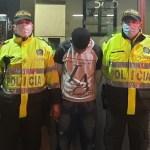Sujeto Capturado por concierto para delinquir y homicidio agravado en el barrio Rincón Suba