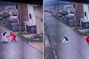 Sujeto intimidó, agredió y robó a una mujer religiosa en Bogotá