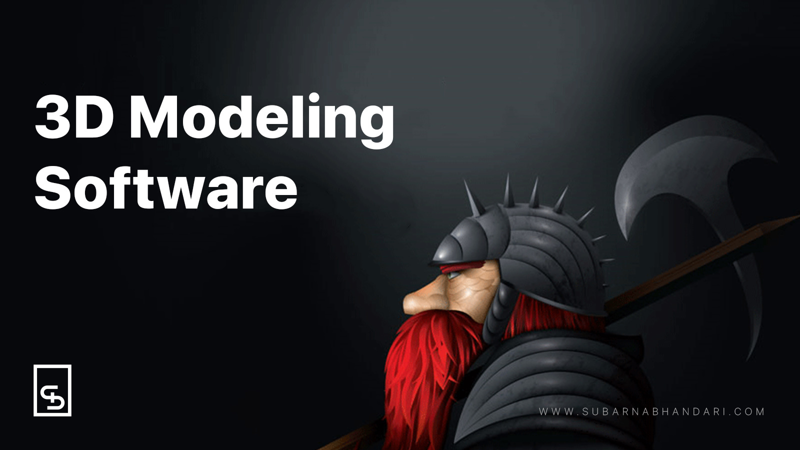 The best 3D modeling software in 2020