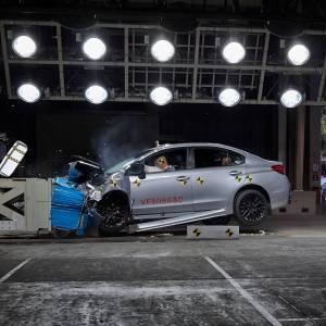 Subaru WRX Safety Rating