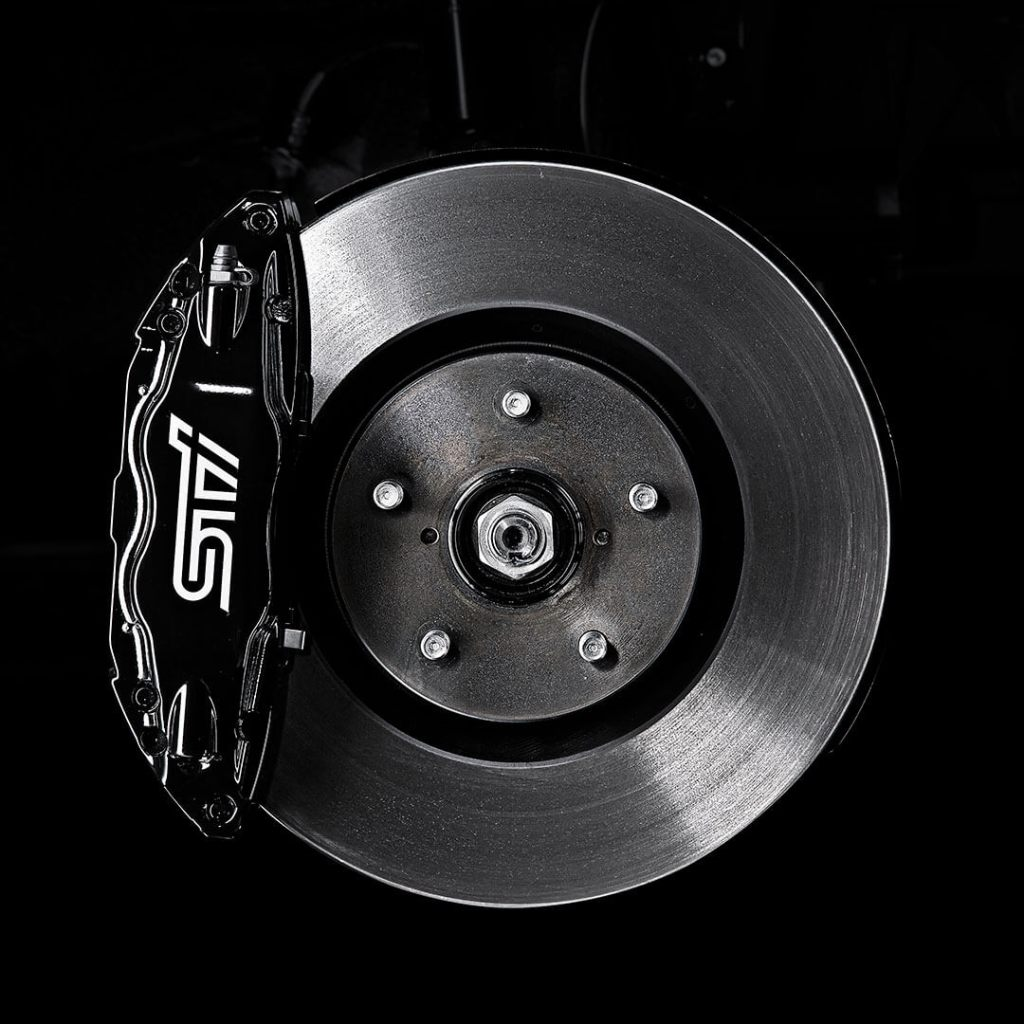 Subaru Brakes