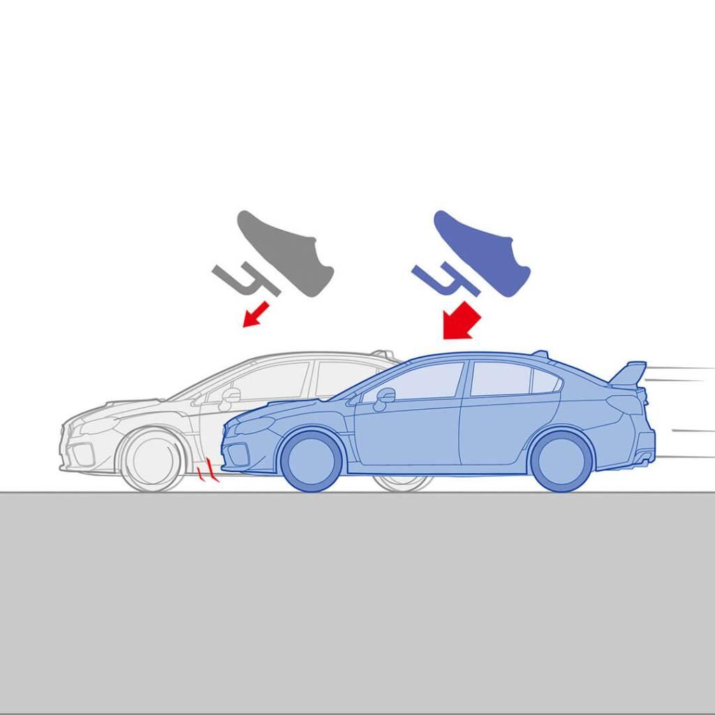 Subaru Brake Assist