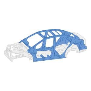 Subaru Reinforcement Frame