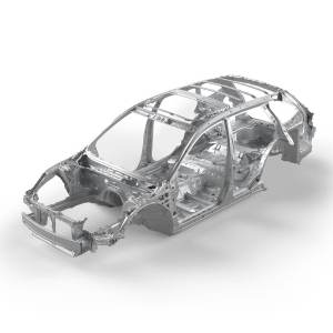 Subaru Impact Design