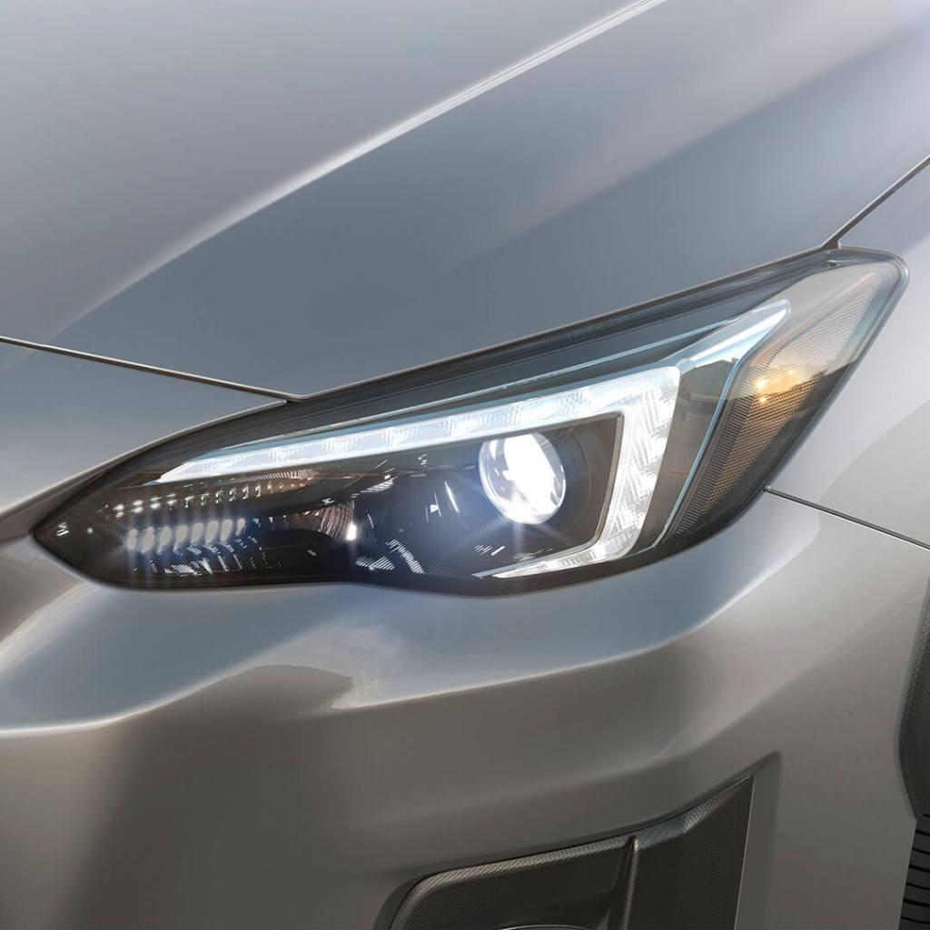 Subaru LED Headlamps