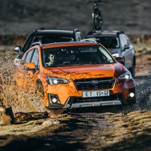 Subaru All-Wheel Drive