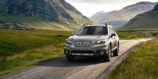 Subaru to go across Eurasia in 15 days in 2015 Outback