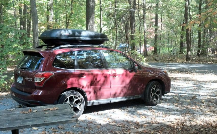 2014 forester roof rack options