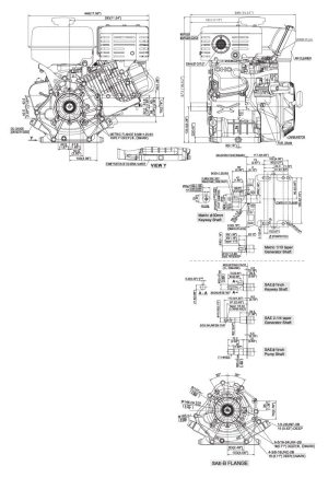 EX40 Small OHC Engine Technical Information | Subaru