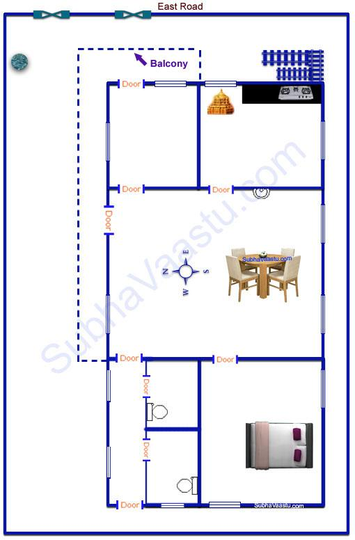 Emejing Tamilnadu Vastu House Plans Images - 3D house designs ...
