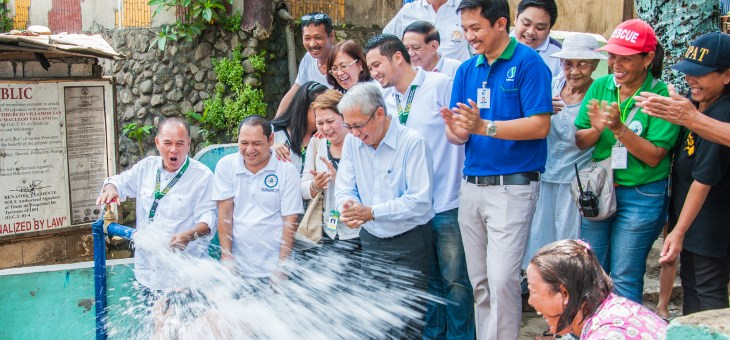 Olongapo gets P54.3-M water system upgrade