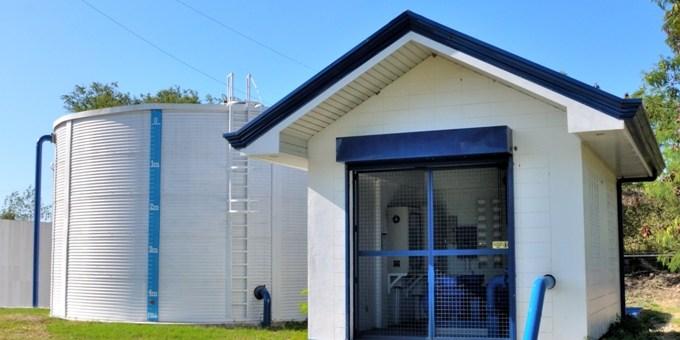 Nagbaculao Pumping Station