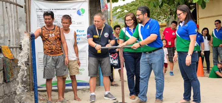 300 residents is Nagbaculao benefit from service expansion