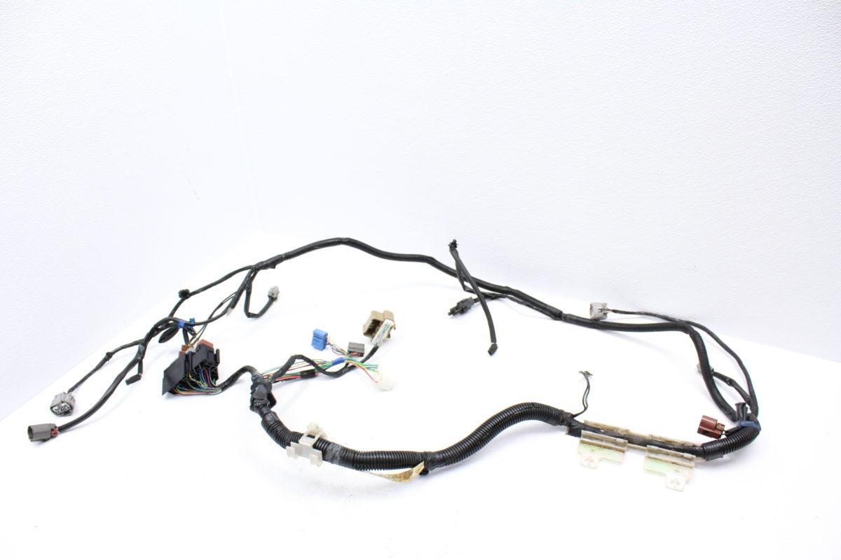Subaru Impreza Wrx Sti Interior Dash Wire Wiring